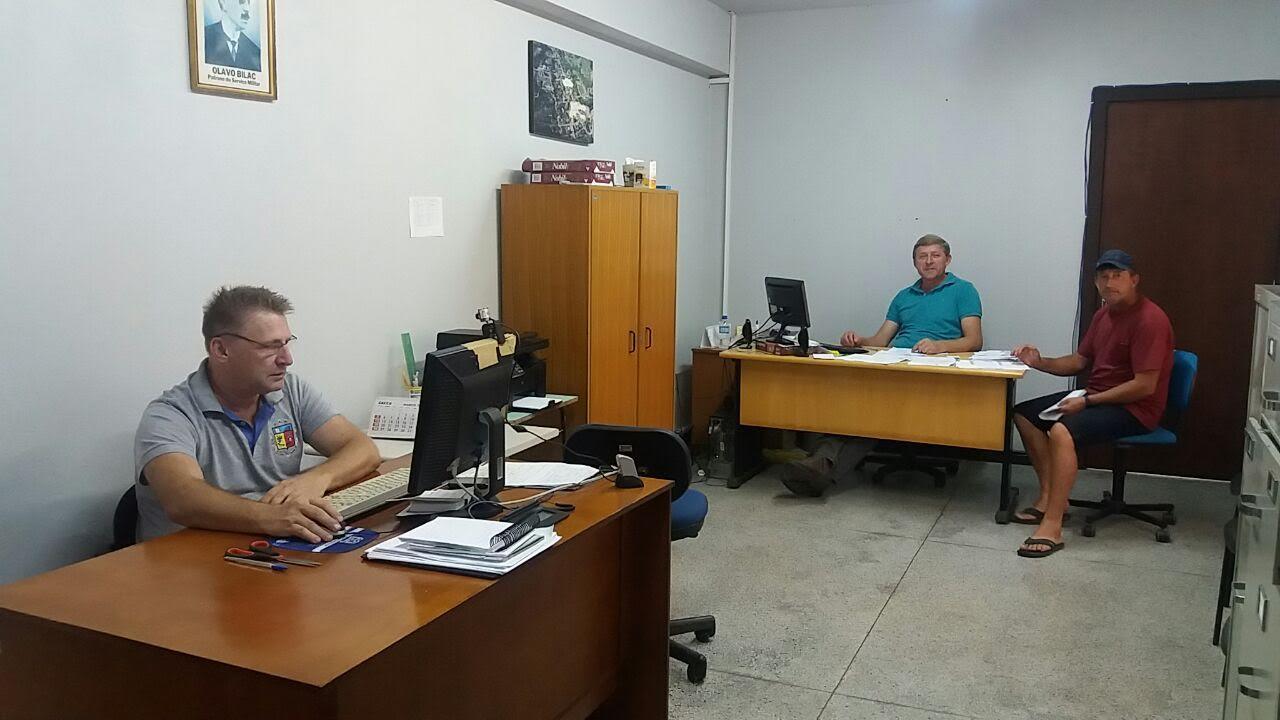 Secretaria de Agricultura de Vidal Ramos está em novo endereço