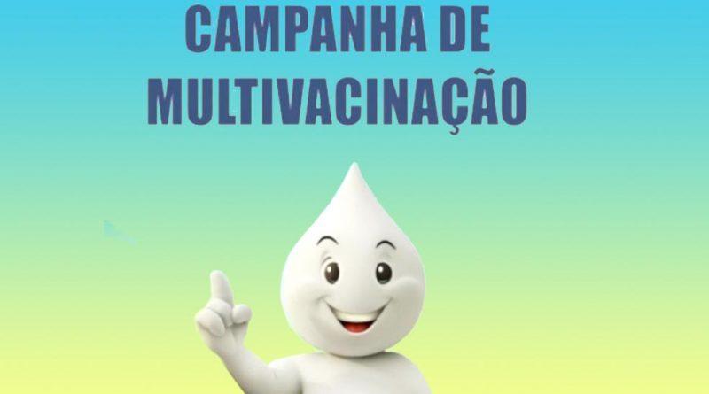 Secretaria de Saúde de Petrolândia esta mobilizada para a Campanha de Multivacinação