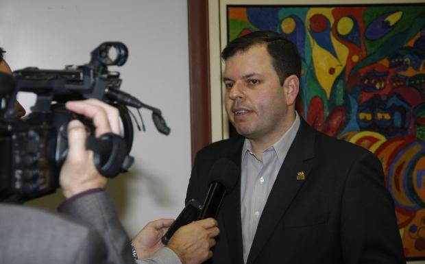Secretário da Defesa Civil apresenta ao governador obras no Vale do Itajaí para redução dos efeitos das enchentes