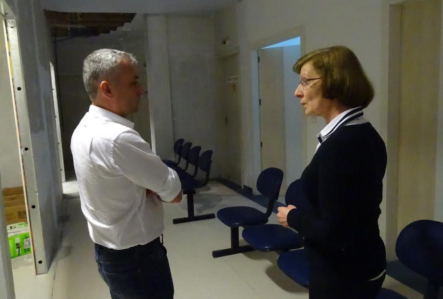 Secretário de Estado Saúde faz vistoria a obras e anuncia liberação de recursos para Hospital Bom Jesus