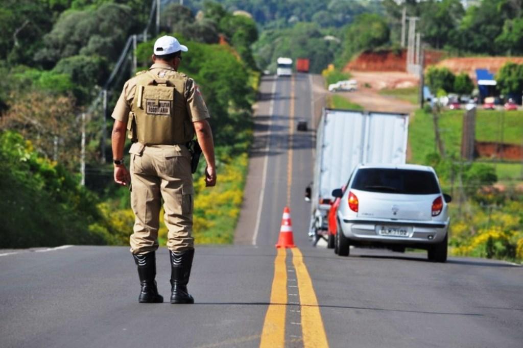 Segue até amanhã a Operação Semana Santa no posto da Polícia Militar Rodoviária de Aurora