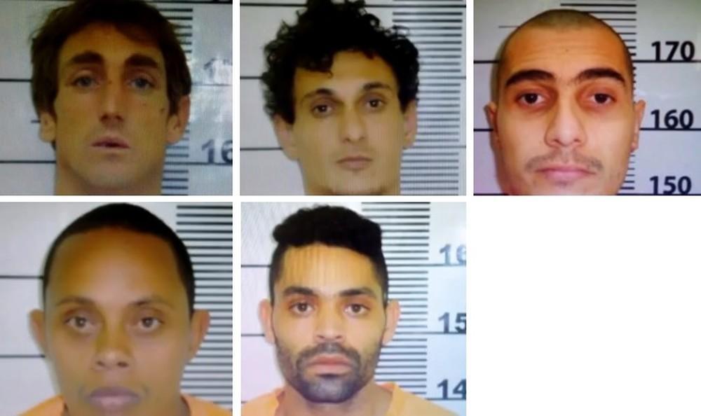 Seis detentos fogem do Presídio Regional de Rio do Sul