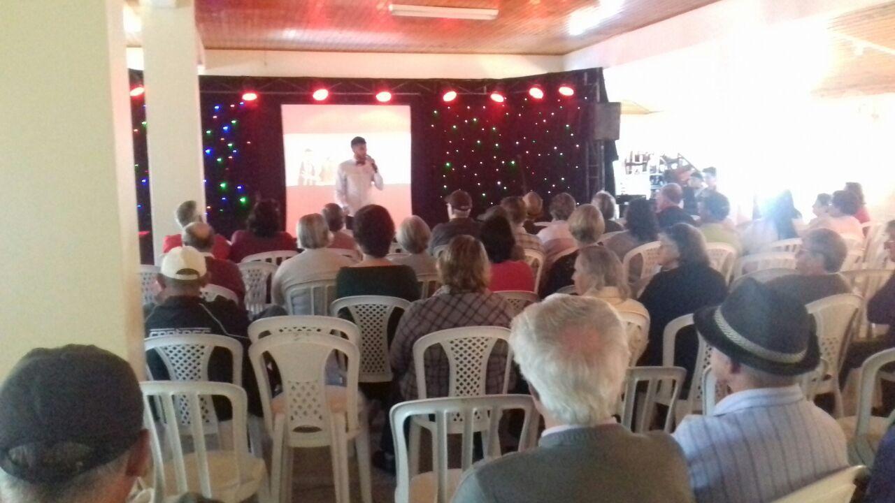 Serviço de Convivência e Fortalecimento de Vínculos é oferecido a idosos em Petrolândia