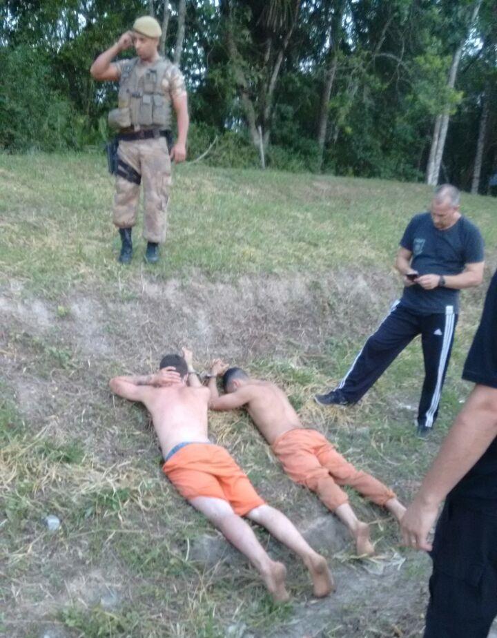 Todos os fugitivos do Presídio Regional de Rio do Sul foram recapturados