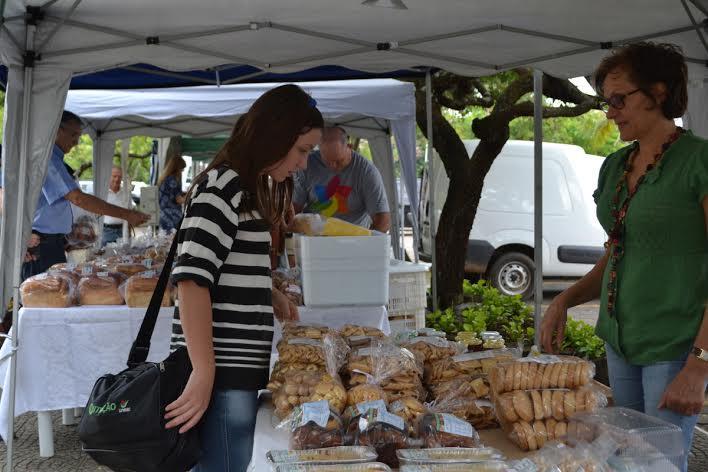Turma do Curso Empreendedor Rural promove Feira de Produtos Rurais e Artesanato em Ituporanga
