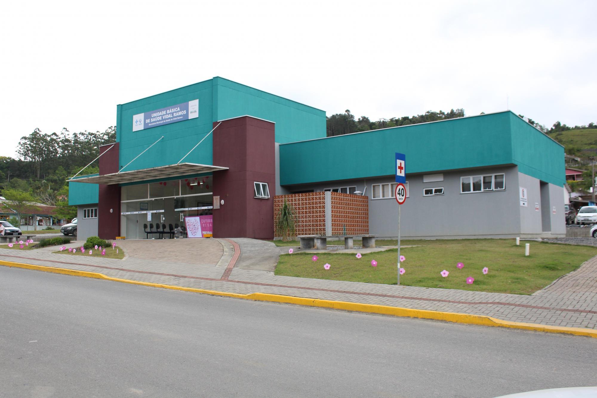 UBS de Vidal Ramos permanecerá aberta no recesso para agendamento de consulta