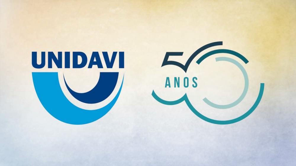Unidavi comemora 50 anos nesta quinta- feira (7)