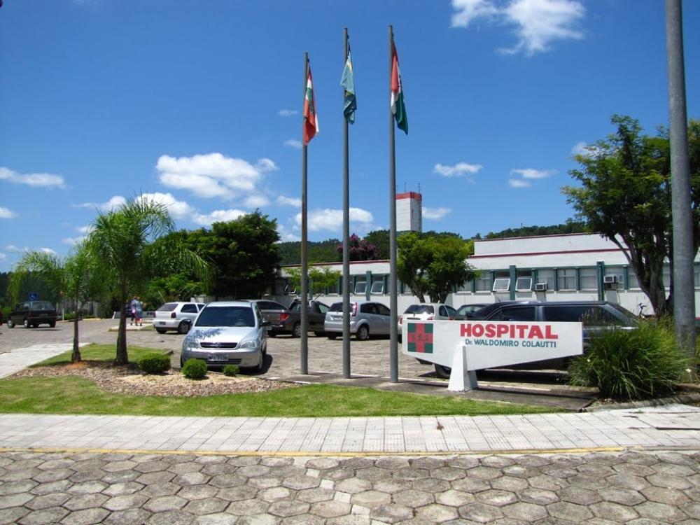 UTI do Hospital de Ibirama continua sem previsão de funcionamento