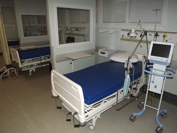 UTI do Hospital de Ibirama entra em funcionamento no próximo mês