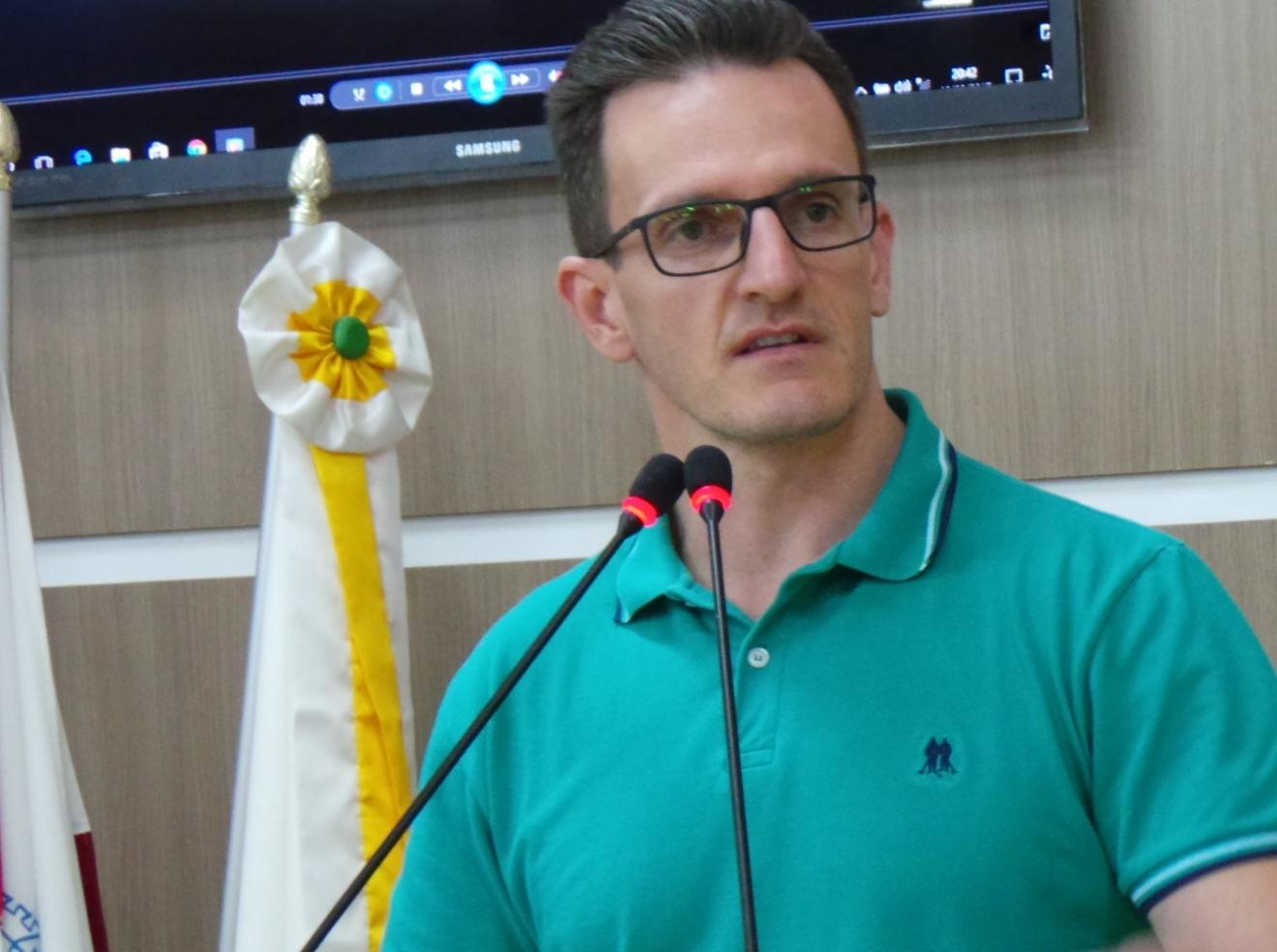 Vereador comenta fim do contrato com empresa que controlava Área Azul em Ituporanga