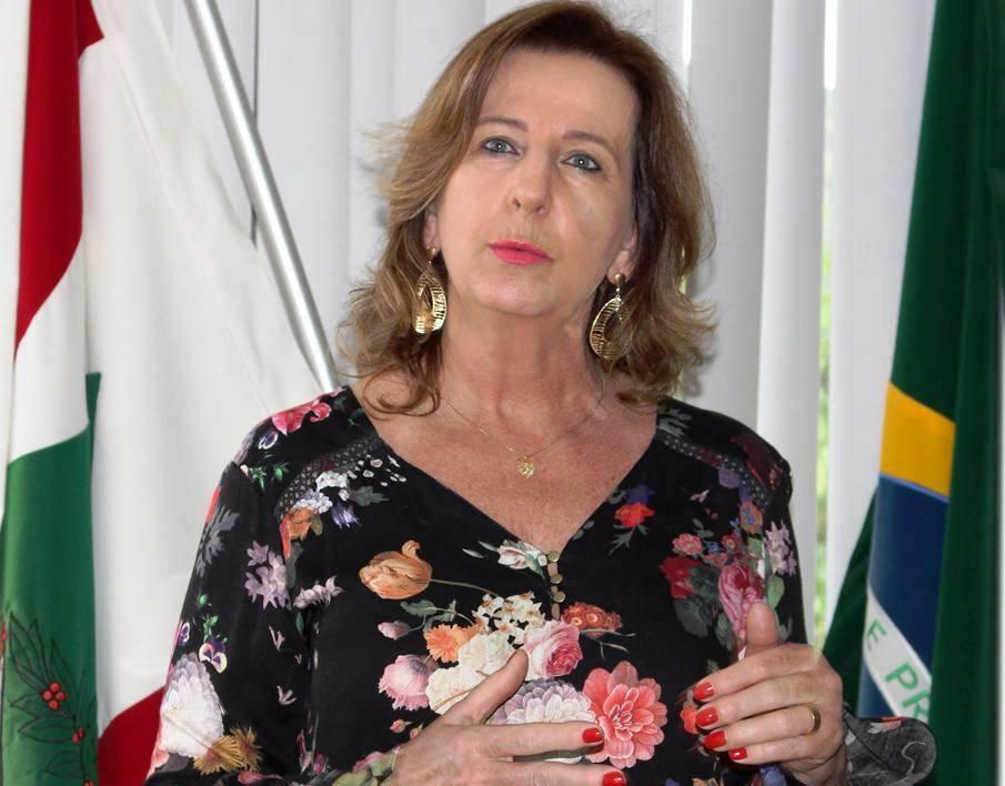 Vice-prefeita avalia período a frente da administração de Ituporanga