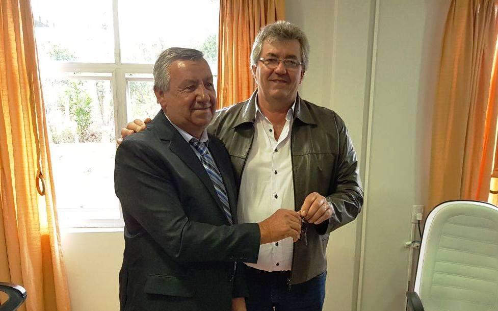 Vice-prefeito assume administração de Imbuia por 10 dias