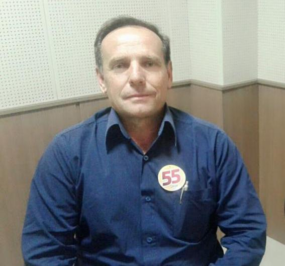 Vitor Noberto Alves (PSD) foi eleito prefeito em Leoberto Leal