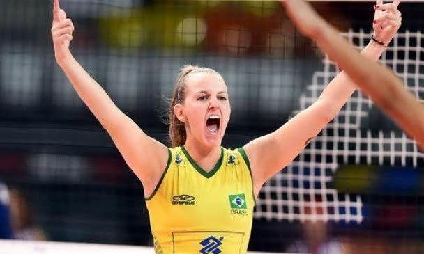 Vôlei de Rio do Sul confirma contratação da ponta Kasiely