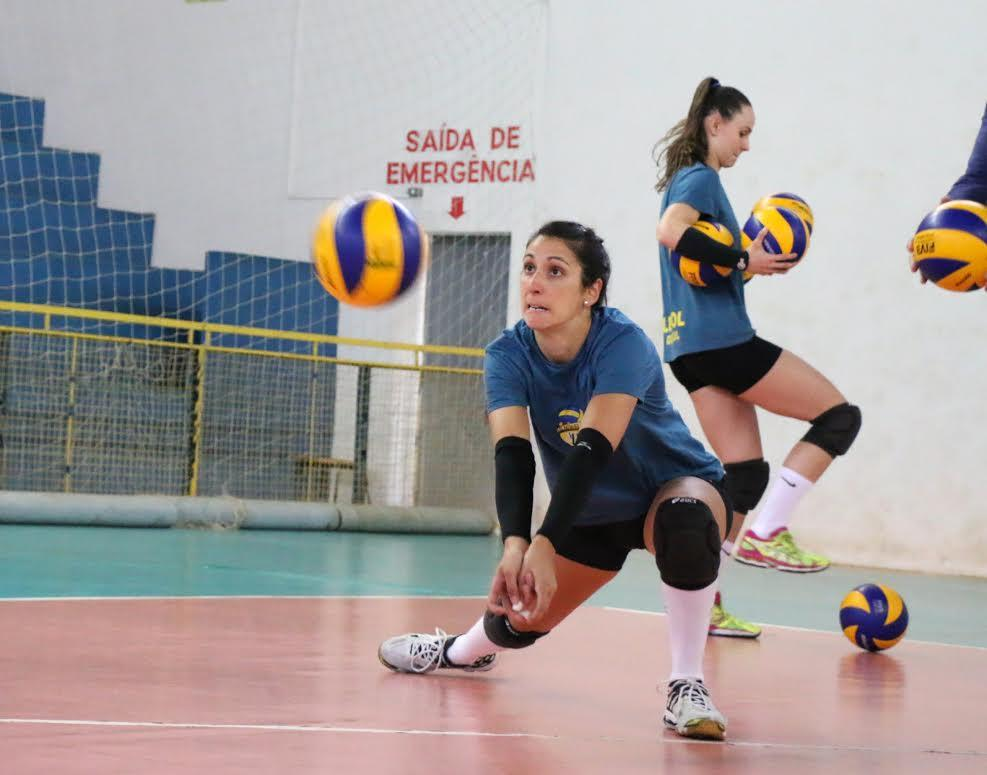 Vôlei: Líbero argentina se apresenta em Rio do Sul e time se prepara para mais amistosos