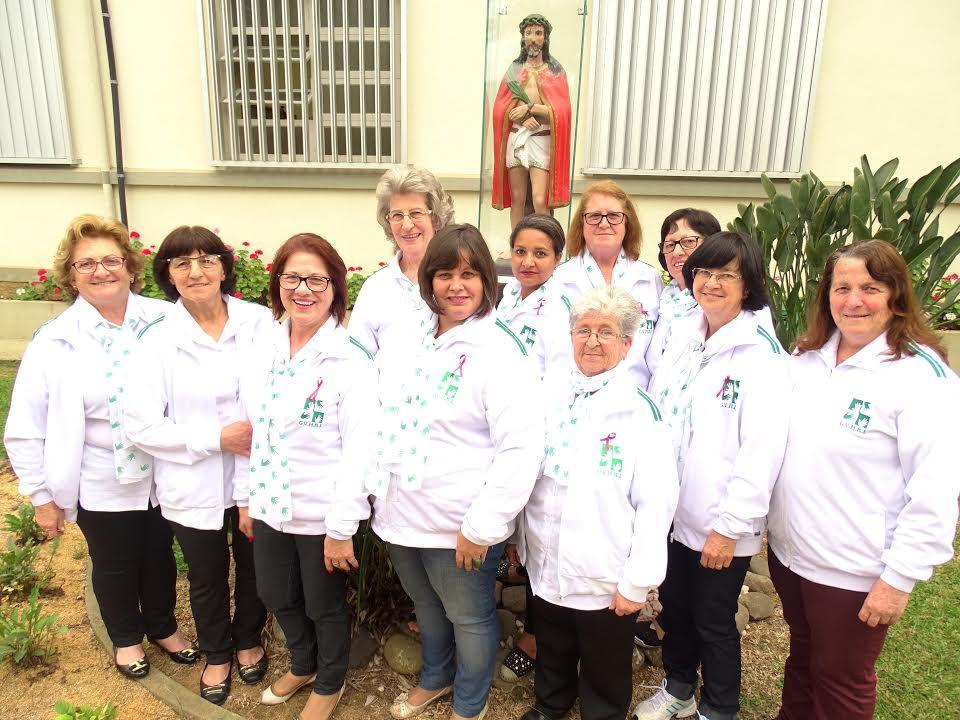 Voluntárias repassam R$ 570 mil para o Hospital Bom Jesus