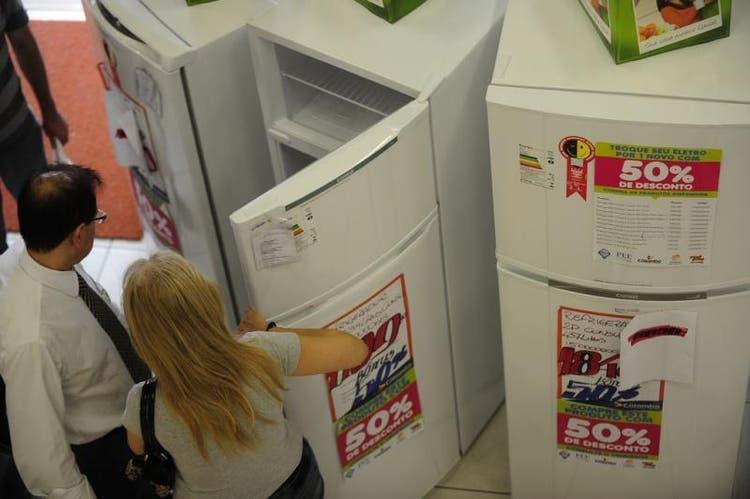 Nova etapa do Bônus Eficiente tem geladeira, freezer e ar-condicionado com 50% de desconto