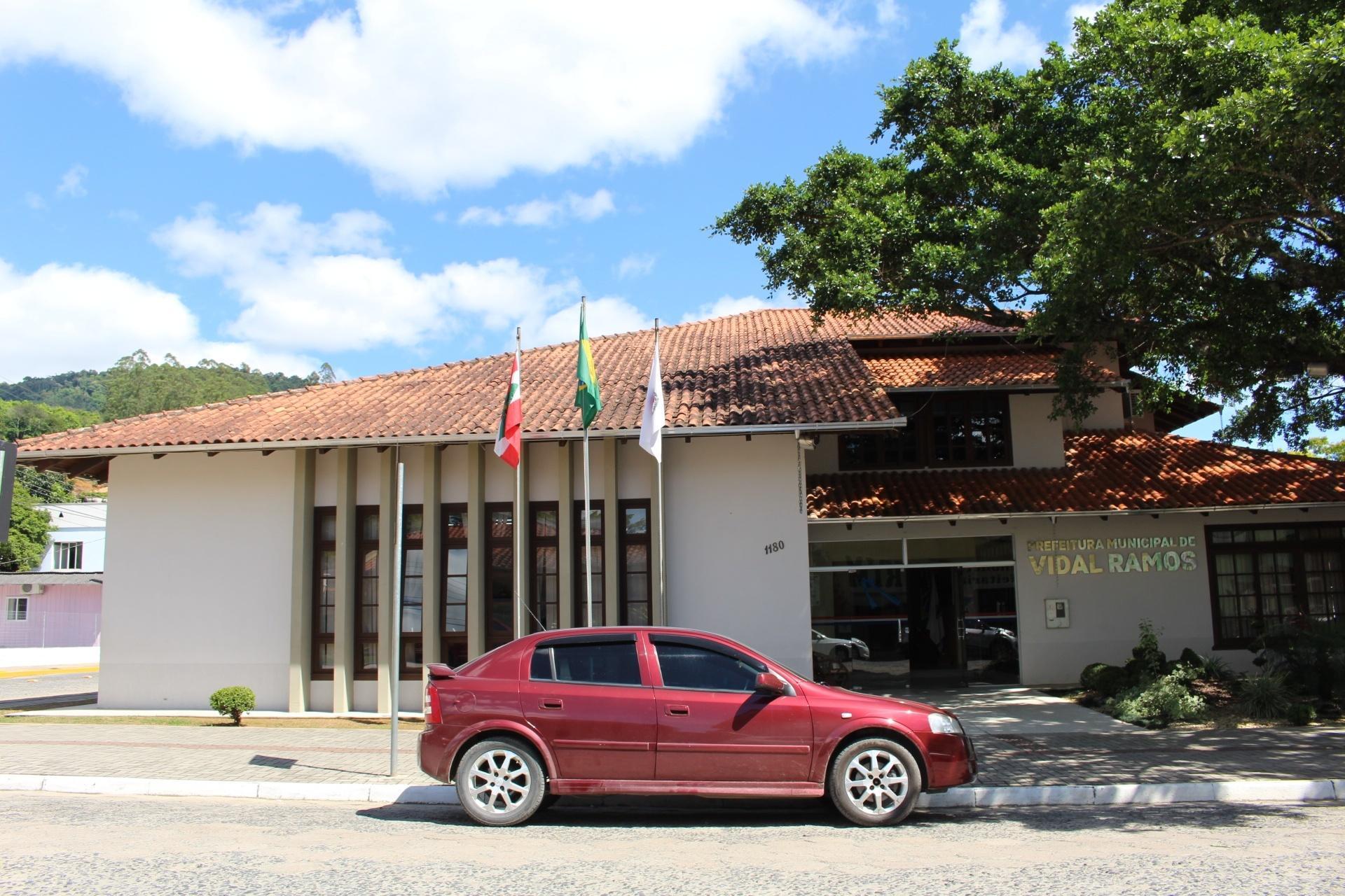 Novas rotatórias e mudanças no estacionamento estão previstas no trânsito de Vidal Ramos