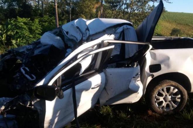 Nove pessoas morrem em acidentes nas rodovias federais e estaduais no fim de semana