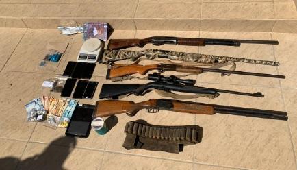 Operação conjunta combate tráfico de drogas em Presidente Getúlio