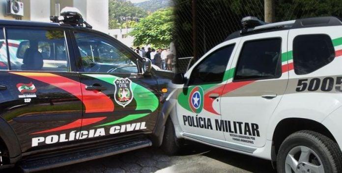 Operação prende envolvidos em furtos em Ituporanga