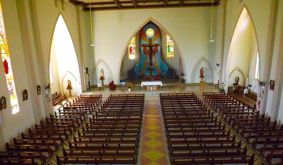Pároco da Matriz Santo Estevão em Ituporanga diz que missas seguem suspensas até dia 03 de maio