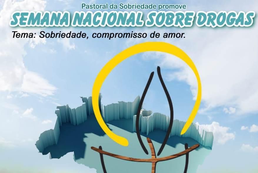 Pastoral da Sobriedade promove ações na Semana Nacional Sobre Drogas, em Ituporanga