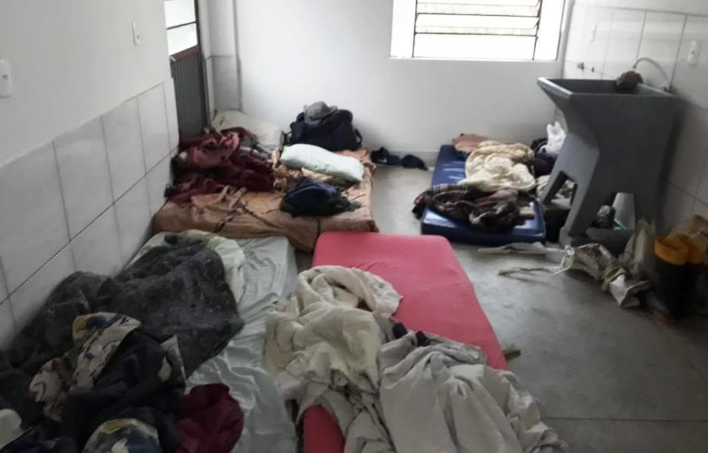 PM de Alfredo Wagner encontra trabalhadores em situação análoga a escravidão
