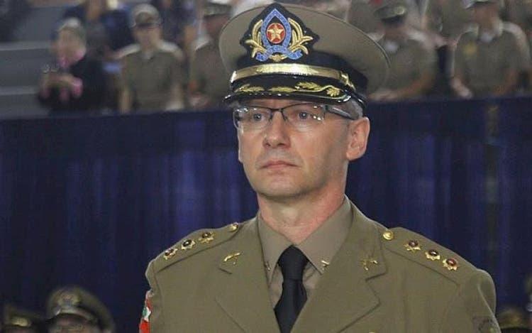 PM de SC tem novo comandante-geral, Dionei Tonet