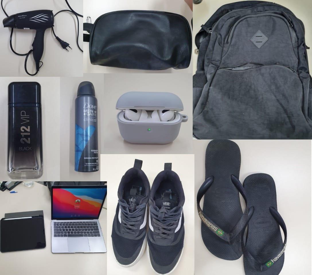 Polícia Civil recupera produtos de furto e restitui à vítima