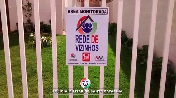 Polícia Militar projeta ampliar Rede de Vizinhos na Região da Cebola