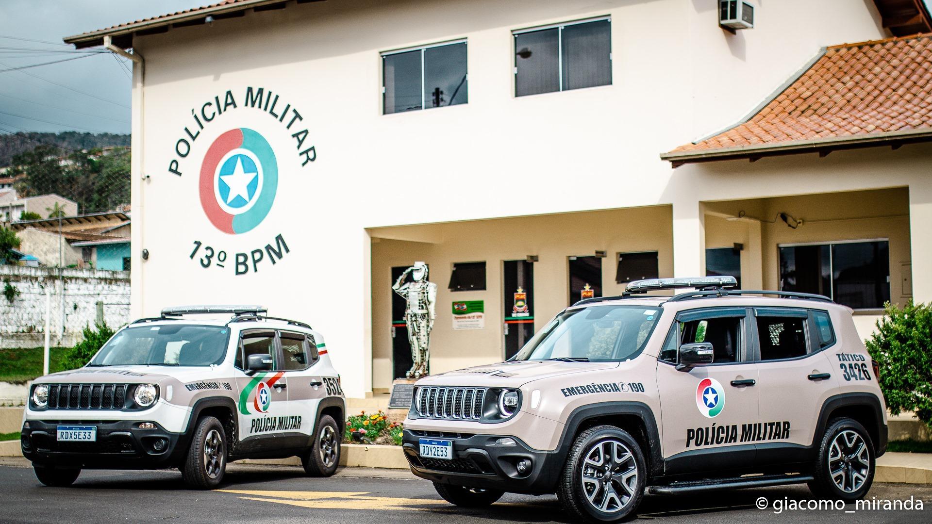 Polícia Militar registra aumento de ocorrências no Alto Vale