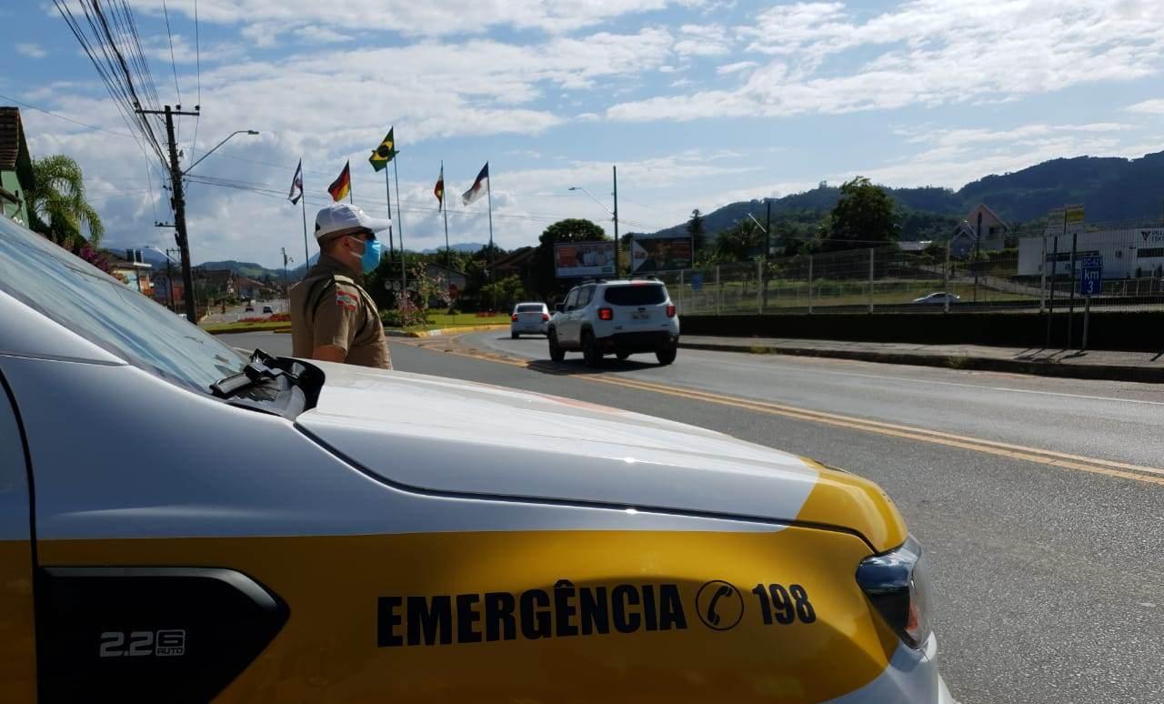 Polícia Militar Rodoviária divulga resultados da Operação Semana Santa 2020 em Santa Catarina
