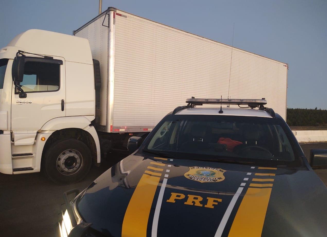 Polícia Rodoviária Federal já recuperou 200 veículos em Santa Catarina neste ano