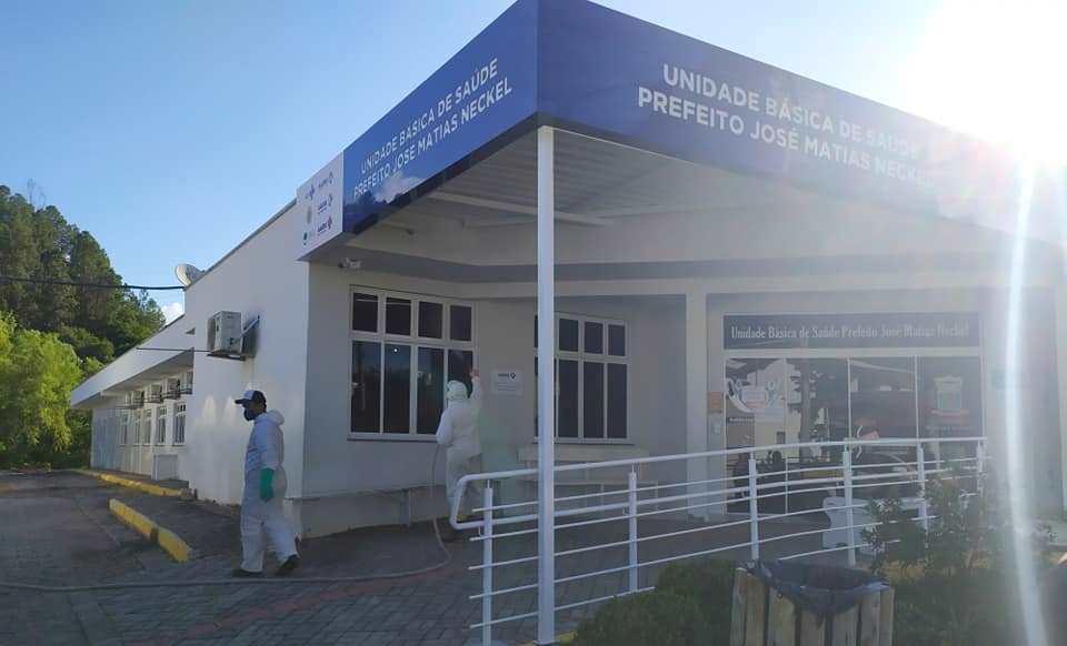 Prefeito comenta ações desenvolvidas pela Saúde no combate ao coronavírus em Aurora