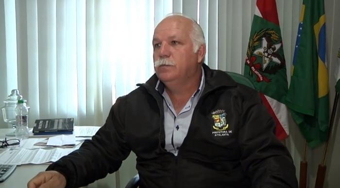 Prefeito de Atalanta está na expectativa para a liberação de recursos para o município