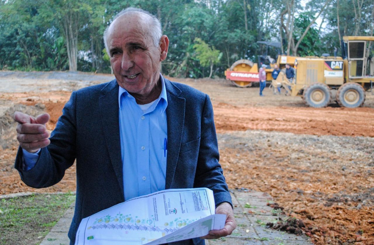 Prefeito de Ituporanga faz avaliação sobre ações e atual situação da administração municipal
