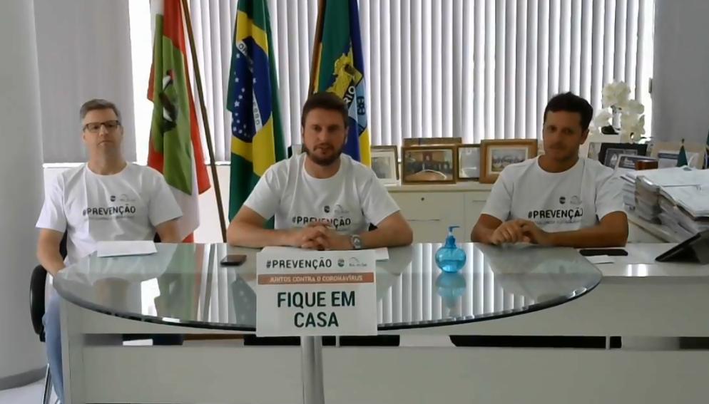 Prefeito de Rio do Sul determina novas medidas para melhoria nos serviços e movimento econômico no município