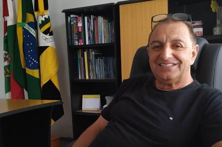 Prefeito eleito de Petrolândia testa positivo para Covid-19