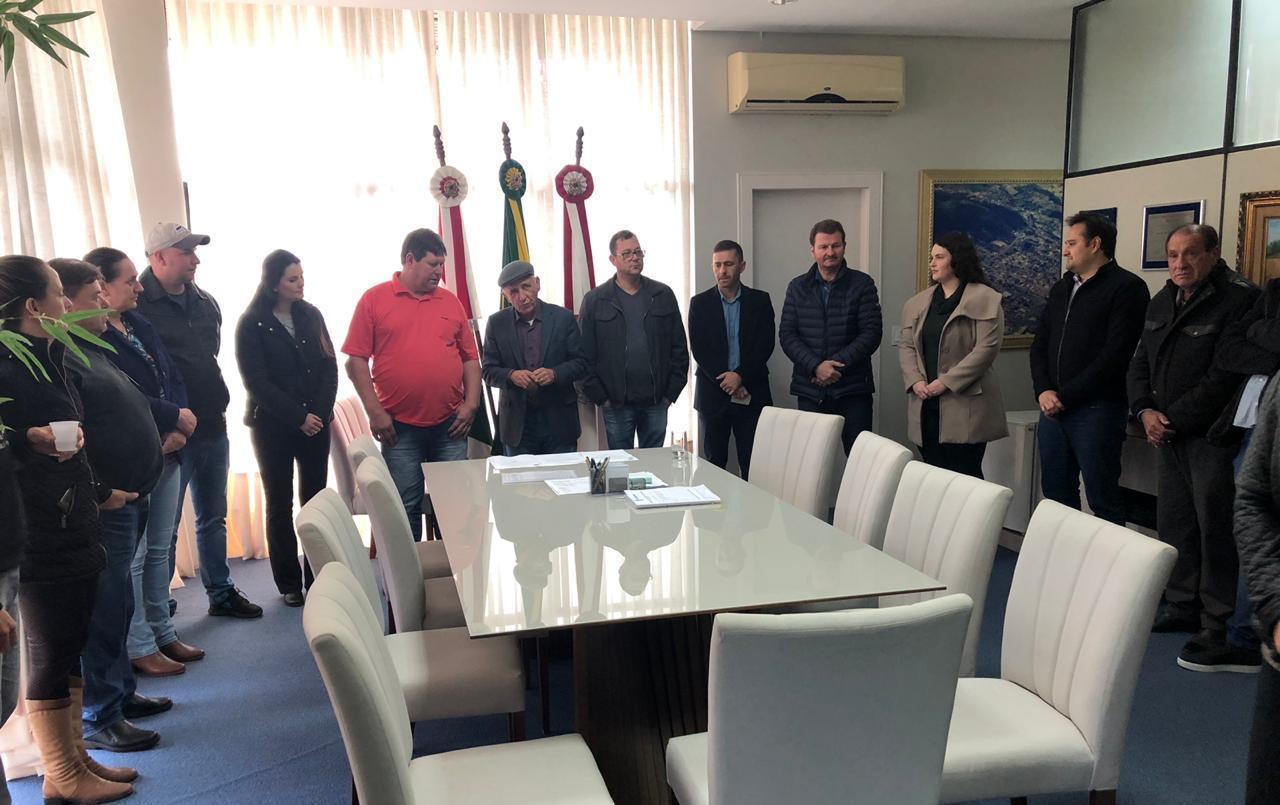 Prefeito em exercício de Ituporanga nomeia novos secretários
