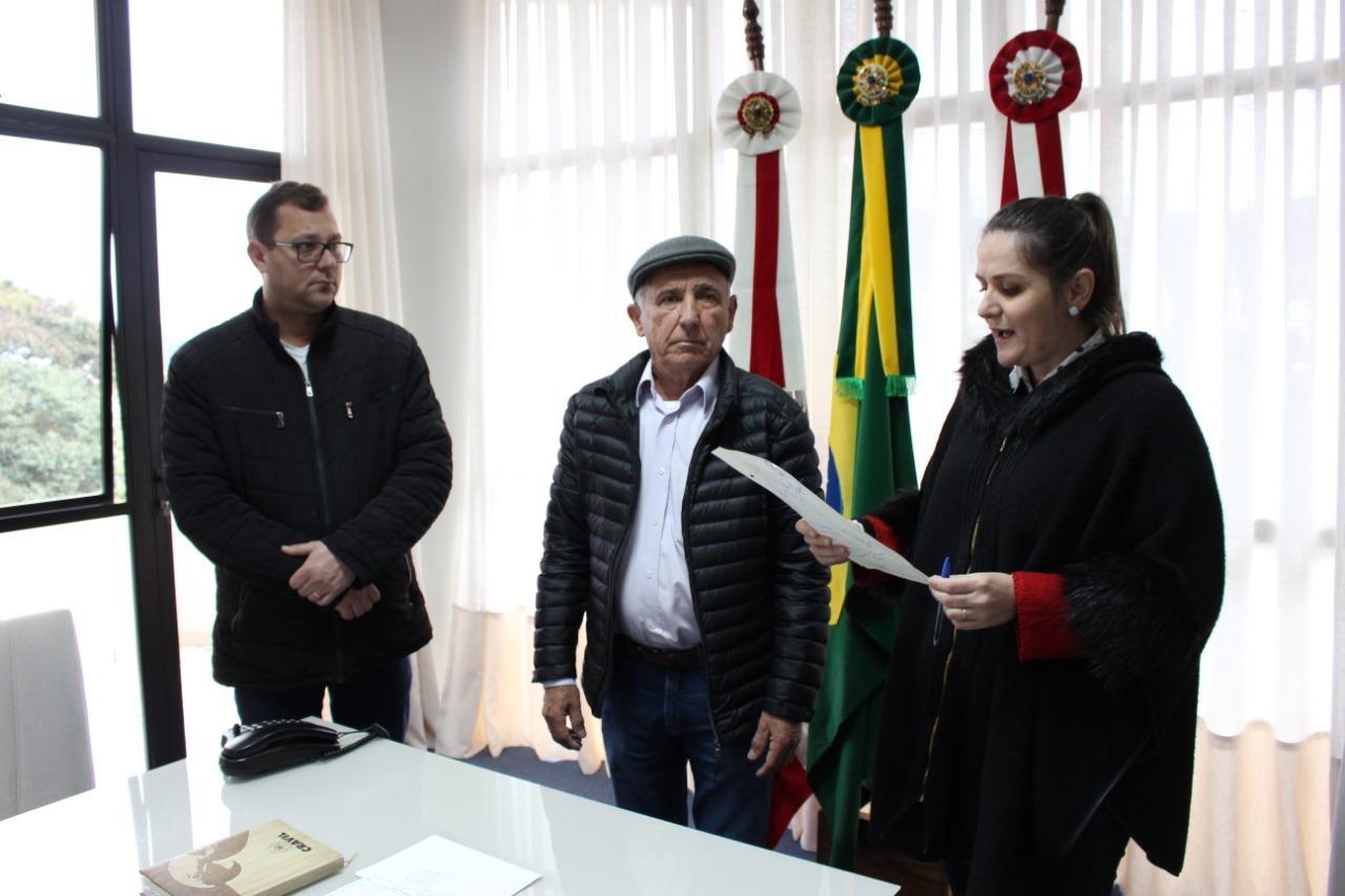 Prefeito Gervásio Maciel cumpre agenda em Florianópolis e Presidente da Câmara Adriano Coelho assume executivo de Ituporanga