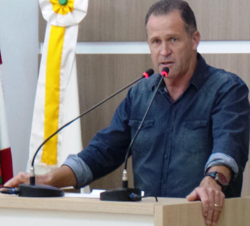 Presidente da câmara de vereadores de Ituporanga testa positivo para COVID-19