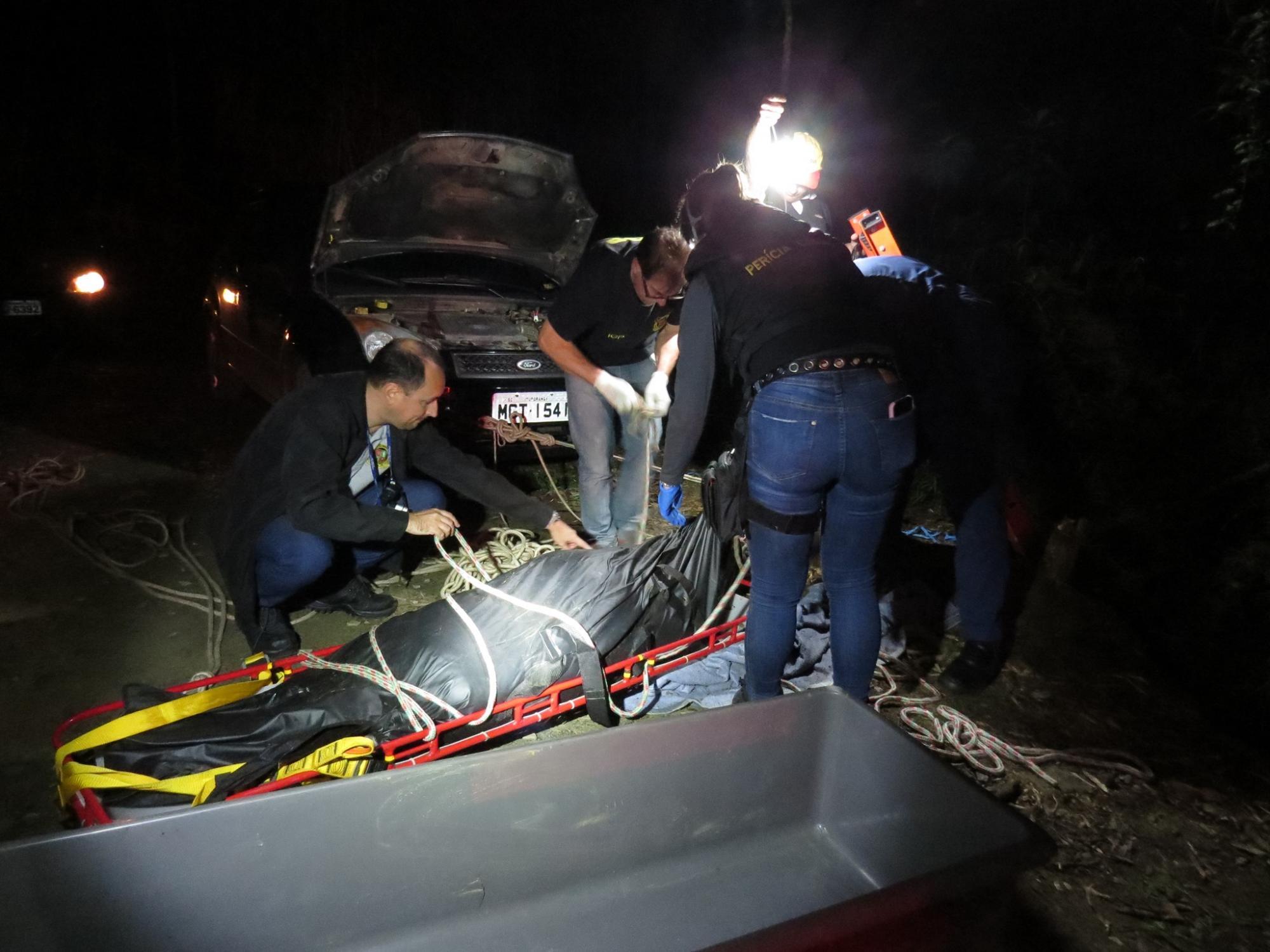 Preso terceiro envolvido na morte de Valmir Bauer em Ituporanga. Acusado foi preso no Paraná