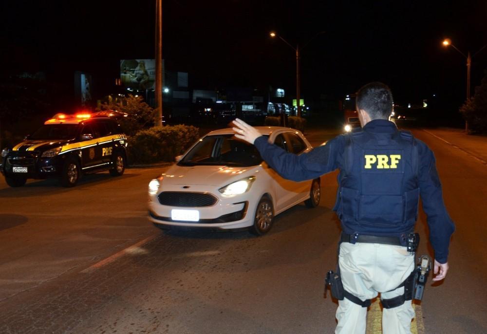 PRF intensifica fiscalização durante Operação Festas de Outubro 2019 em rodovias de Santa Catarina
