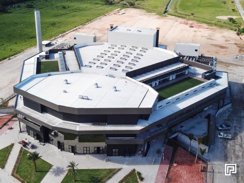 PROAÇO ganha Prêmio ABCIC Obra do Ano em São Paulo pela construção da Arena Petry