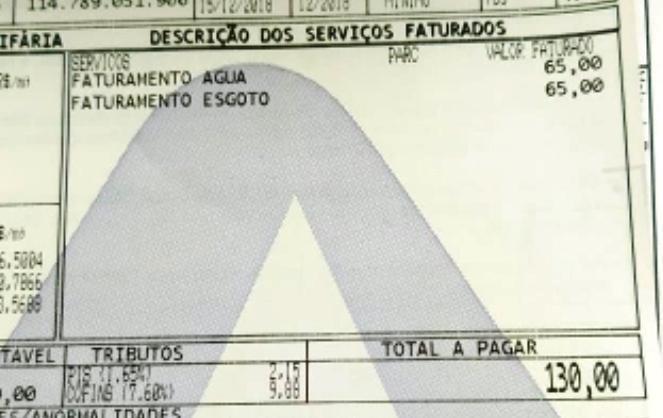 Projeto de Lei Estadual pode reduzir taxa de esgoto em Ituporanga para 70%