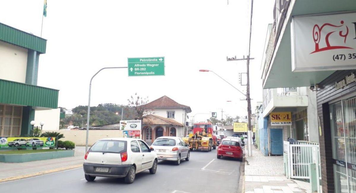 Projeto de mobilidade Urbana de Ituporanga deve ser colocado em prática
