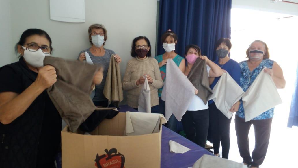 """Projeto """"DO REJEITO AO BEM FEITO"""" é realizado pelo Centro Educacional Bernardina Farias de Mattos"""