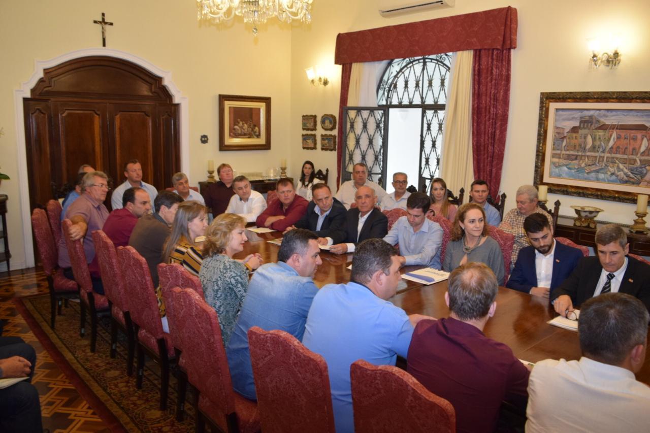 Projeto Recuperar tem adesão de mais um consórcio com 26 municípios do Alto Vale do Itajaí