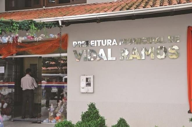 Prorrogado prazo para renegociar dívidas ativas com a administração de Vidal Ramos